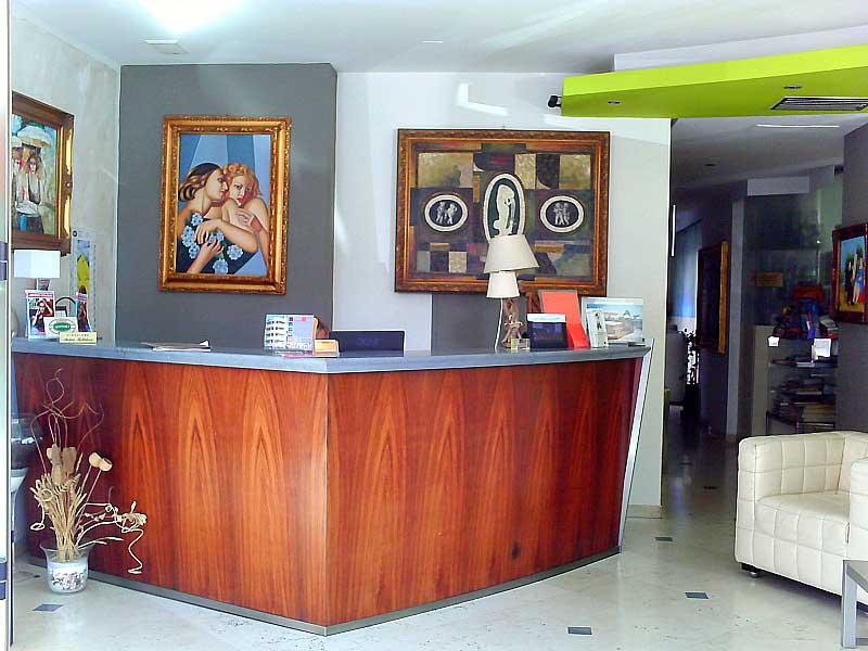 Hotel Centrale - Hall